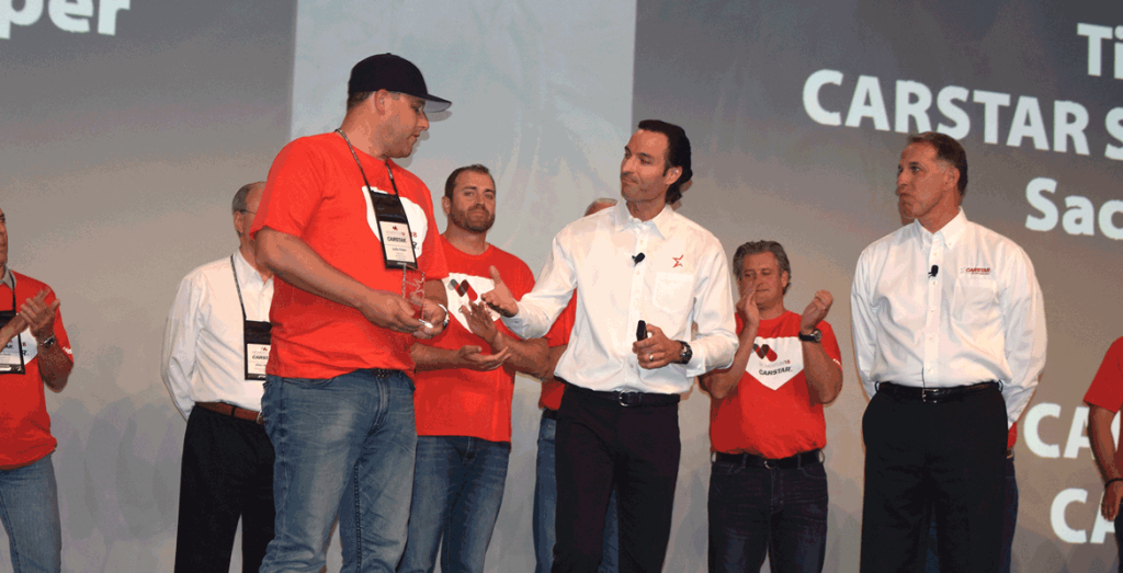CARSTAR Celebrates Top Achievers At Annual Conference In Calgary, Alberta