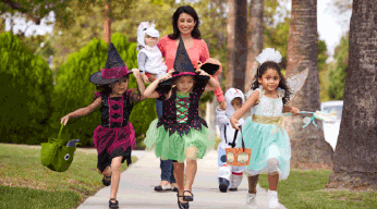 Don T Let Halloween Play Tricks On Your Streetside Safety