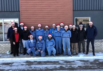 CARSTAR Red Deer Team Makes Massive Holiday Donation
