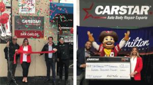 CARSTAR S Largest Multi Store Owner Celebrates Grand Opening