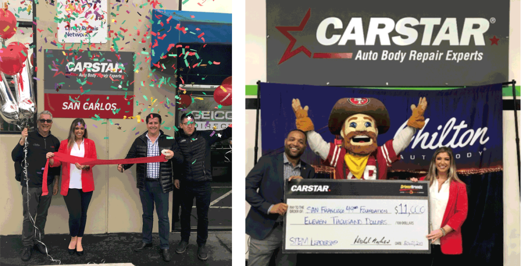 CARSTAR's Largest Multi-Store Owner Celebrates Grand Opening