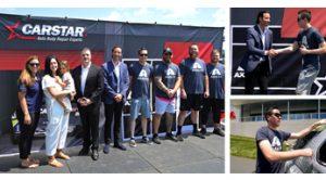 CARSTAR Partners With Axalta For The NASCAR Cup Series Race At Watkins Glen International