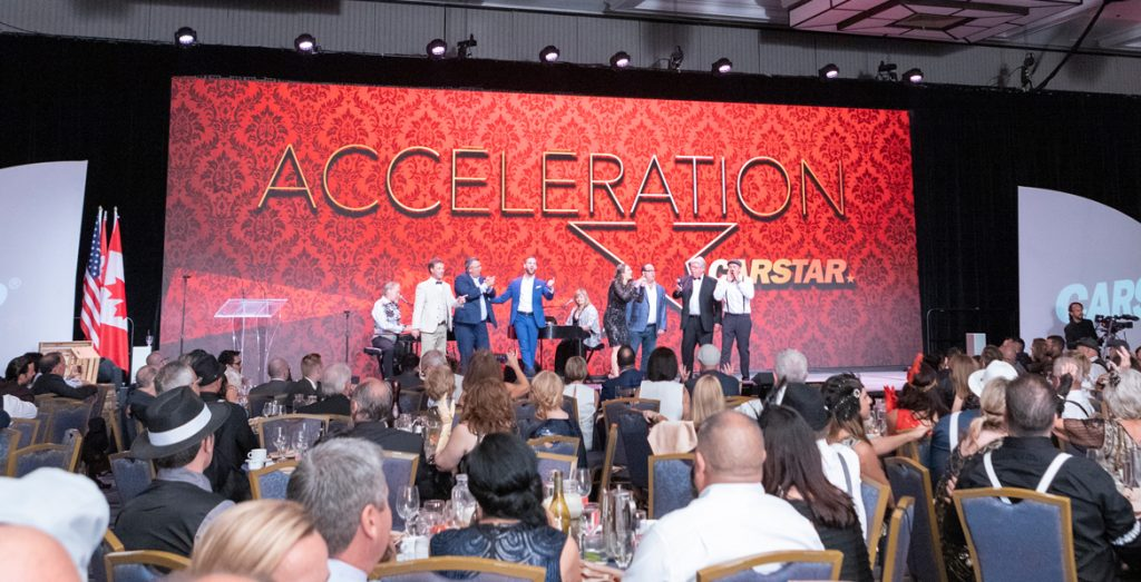 CARSTAR Acceleration 2019 Celebrated 30th Anniversary, Honoured Top Franchise Partners, Provided Motivating and Informative Sessions and Inspired Donations of more than $100,000 for the Fight against Cystic Fibrosis