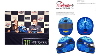 CARSTAR S Associe Axalta Pour La Course NASCAR Cup Series Watkins Glen International