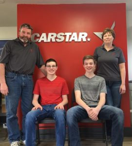 Collision Repair Is A Family Business For New CARSTAR Vermilion