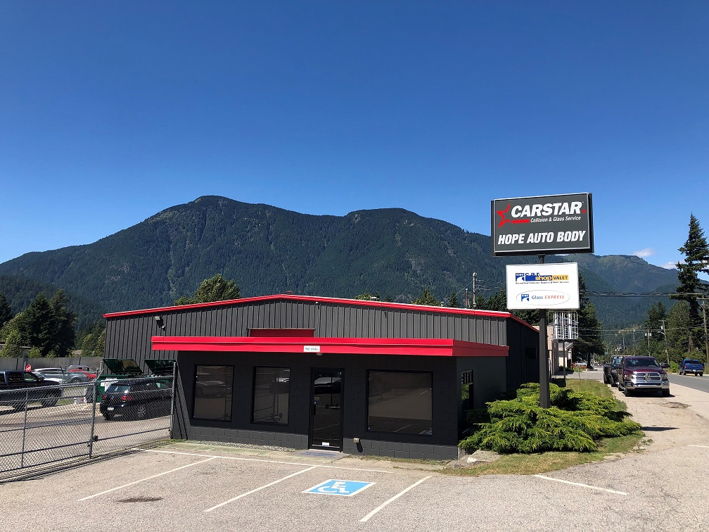 CARSTAR Hope Launches In British Columbia