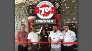 CARSTAR Reaches New Milestone Moment By Launching Its Th North American Collision Repair Facility