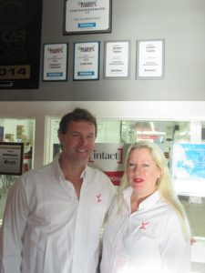 Family Run Auto Repair Centre Wins Local Award