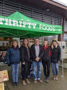 Supporting The Comox Valley Food Bank This Holiday Season