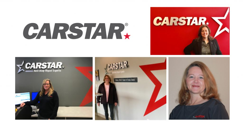Women On CARSTAR's Corporate Team Guiding The Ship To Serve Franchise Owners Throughout North America