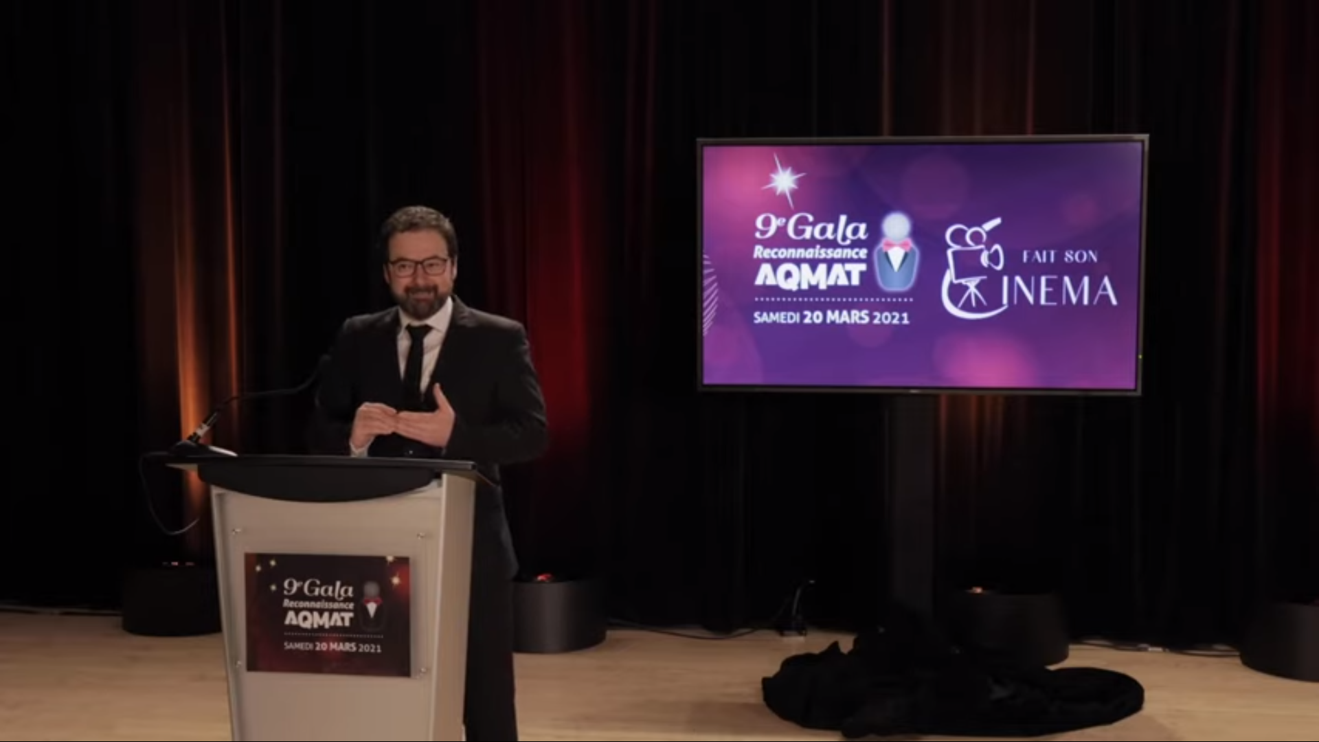 The Quebec Hardware and Building Supply Association holds their Virtual Annual Gala!