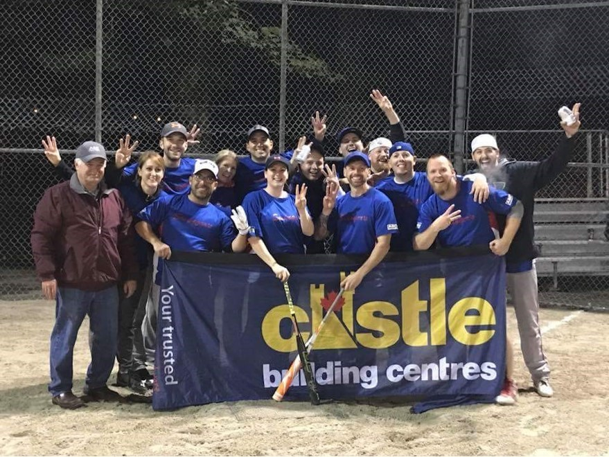 Castle Softball Team Championship