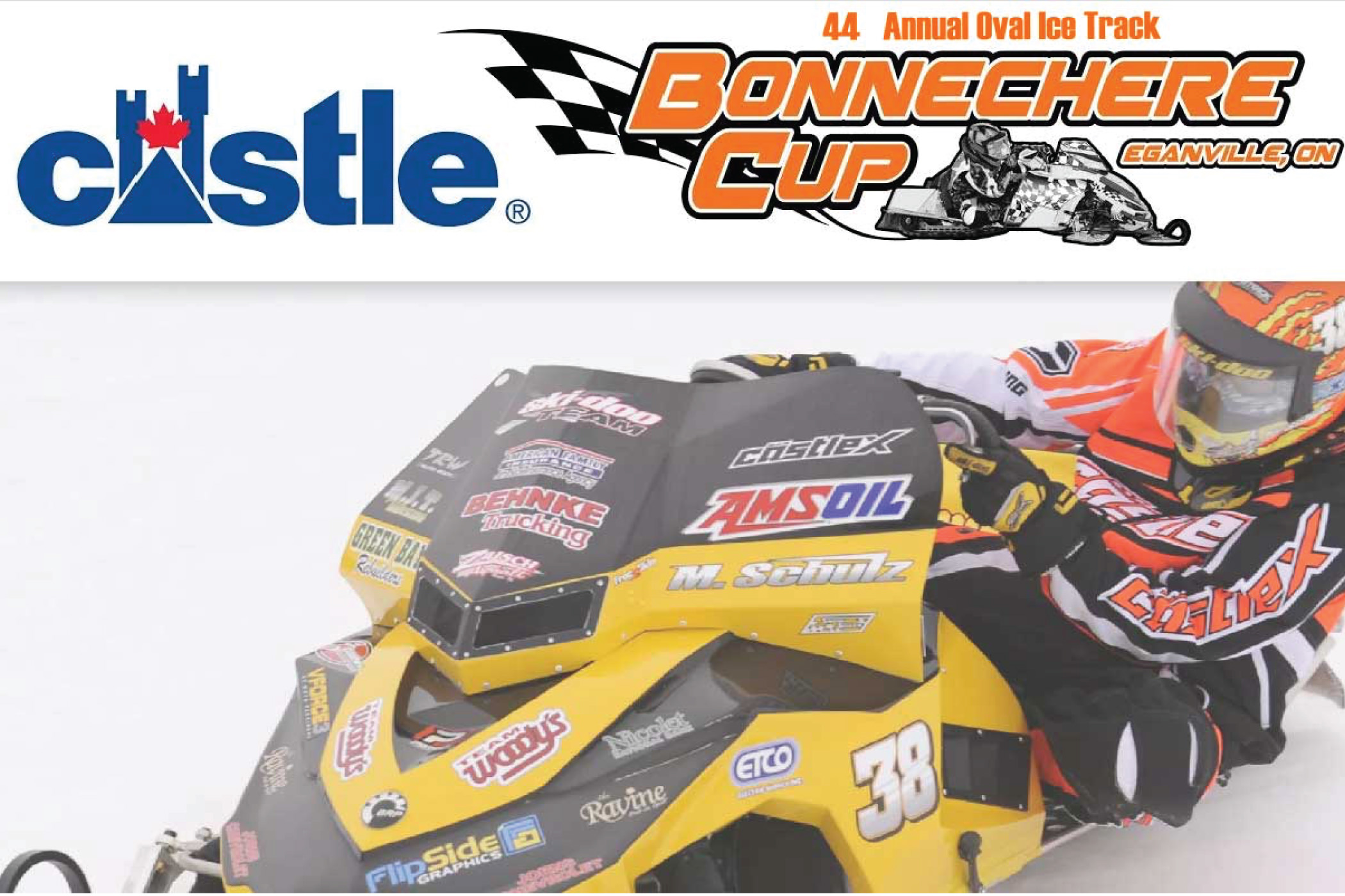 Castle Proud Sponsor of Bonnechere Cup