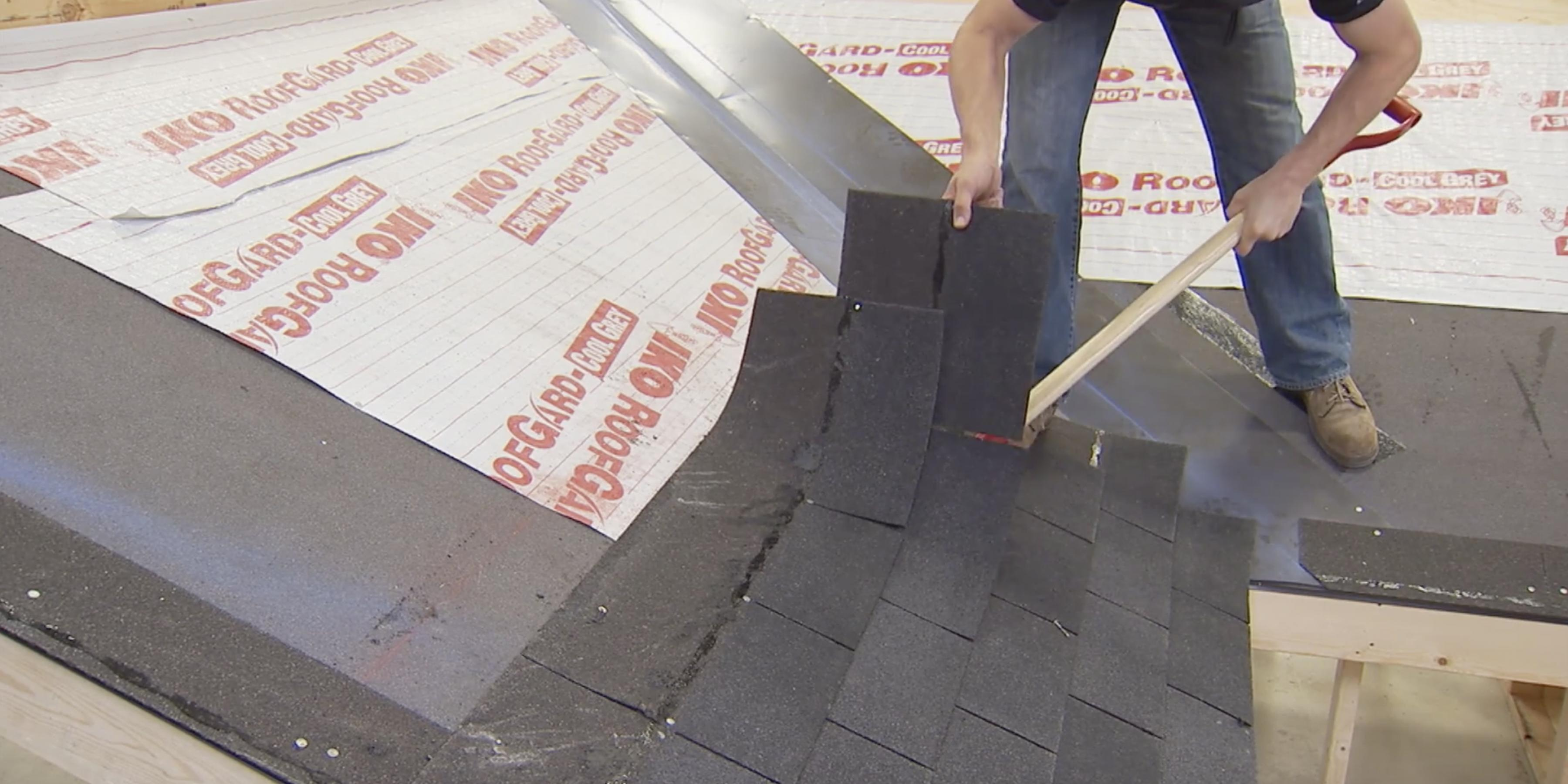 How to Tear Off Roof Shingles & Prepare the Deck