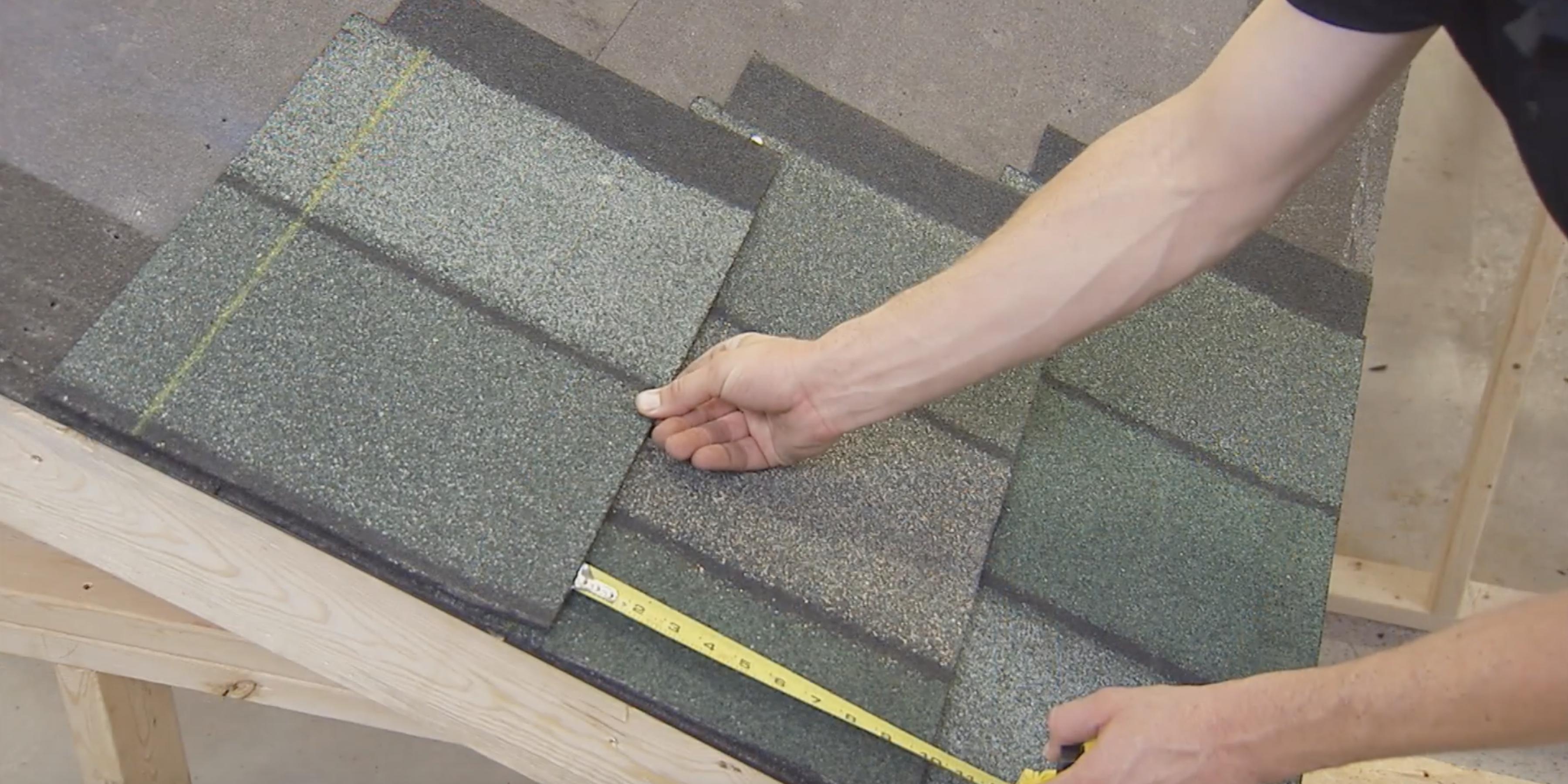 How To Install Starter Shingles - Starter Strip Shingle Installation Tips
