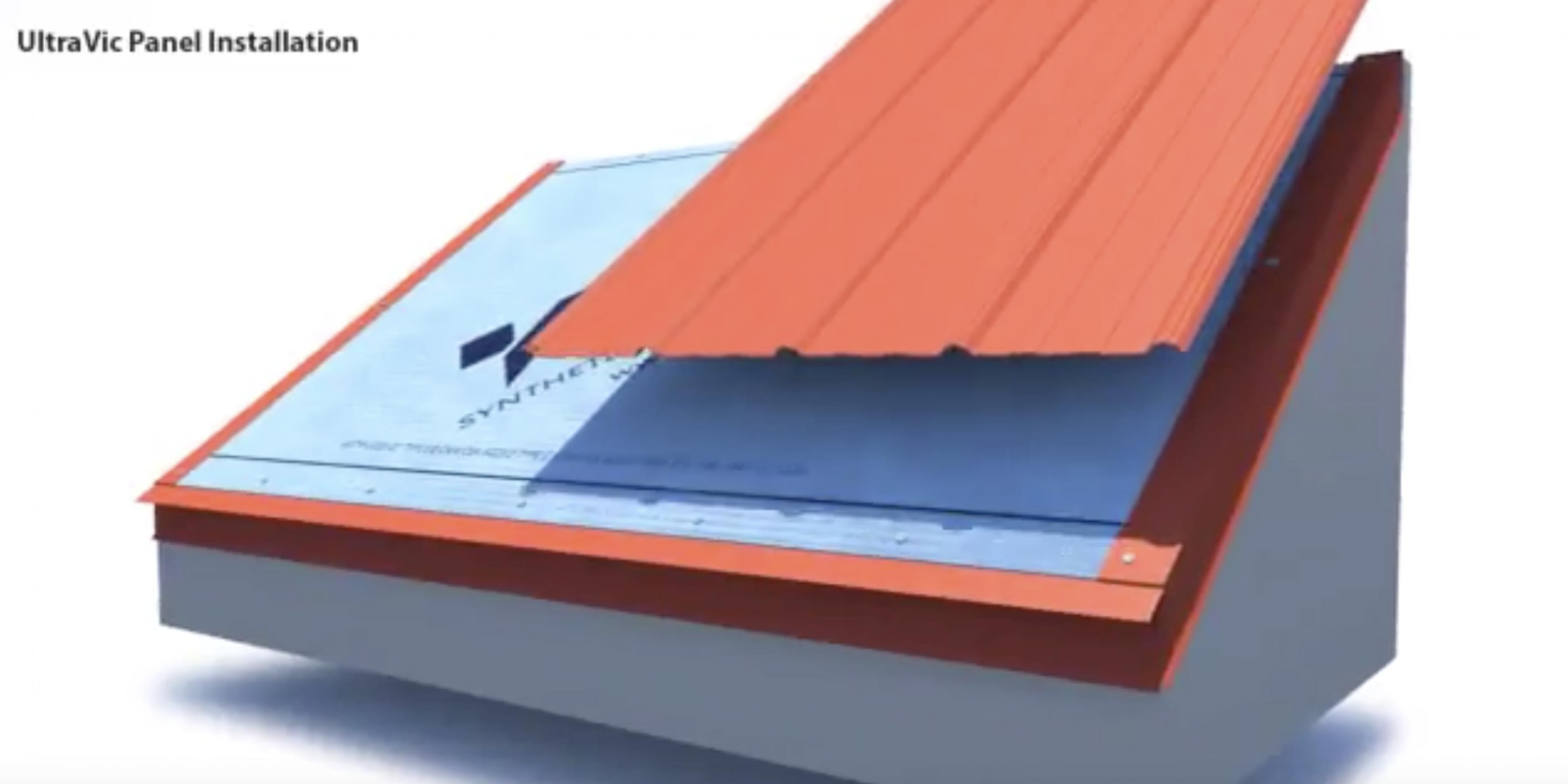 Panels Installation Video