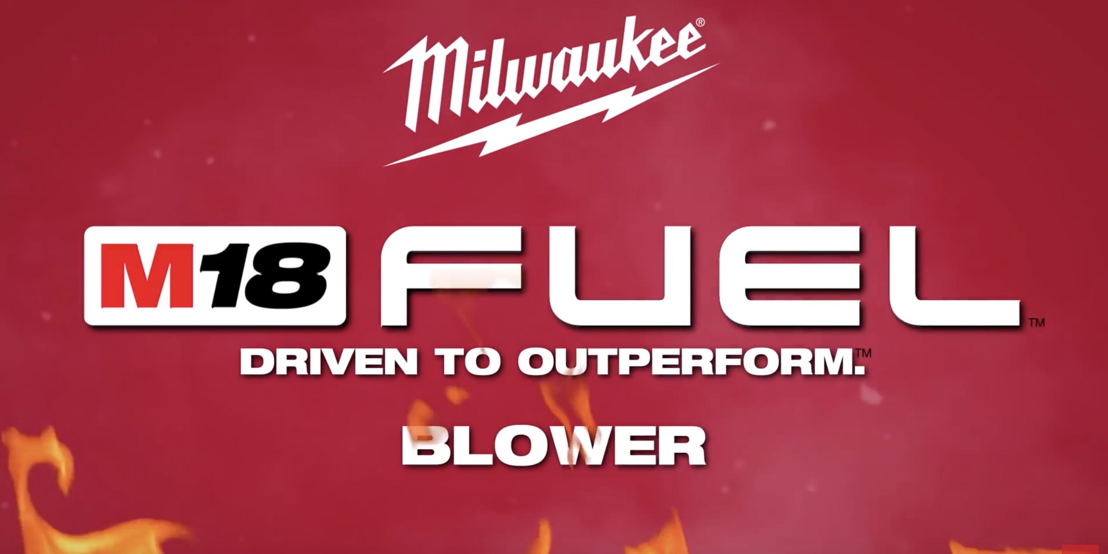 Milwaukee® M18 FUEL™ Blower