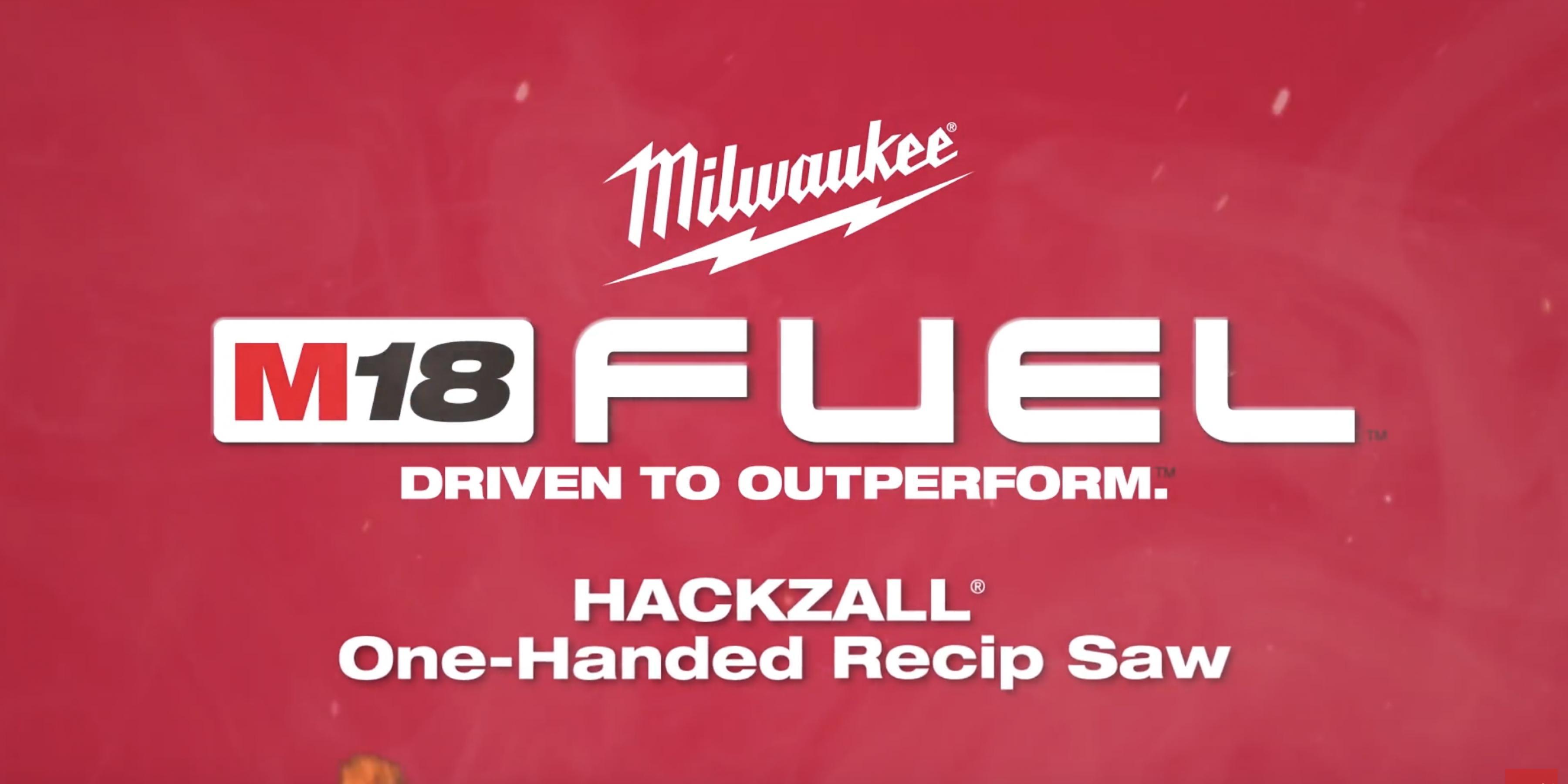 Milwaukee® M18 FUEL™ Hackzall®