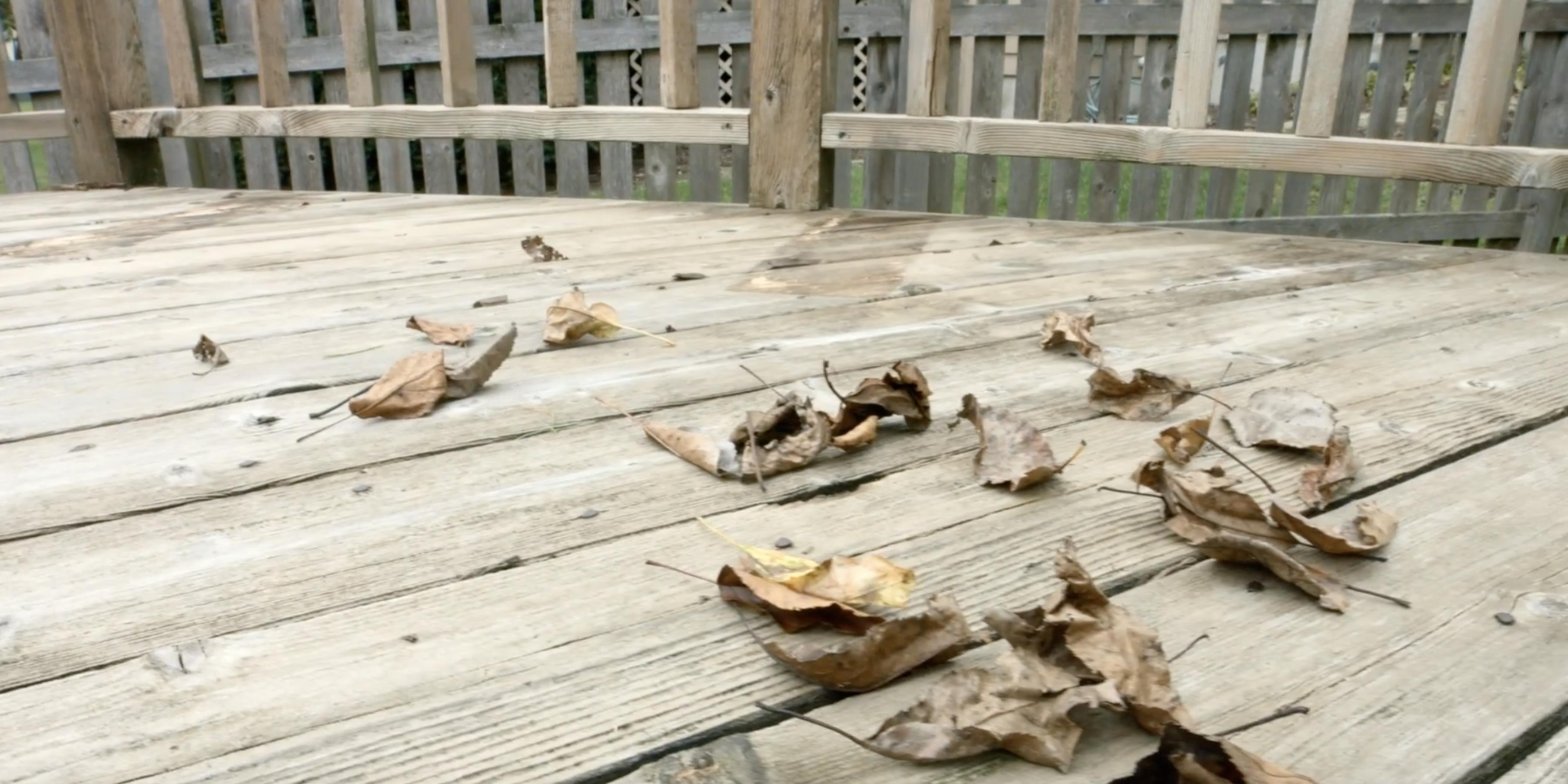 Transform Your Deck in One Day with RockSolid