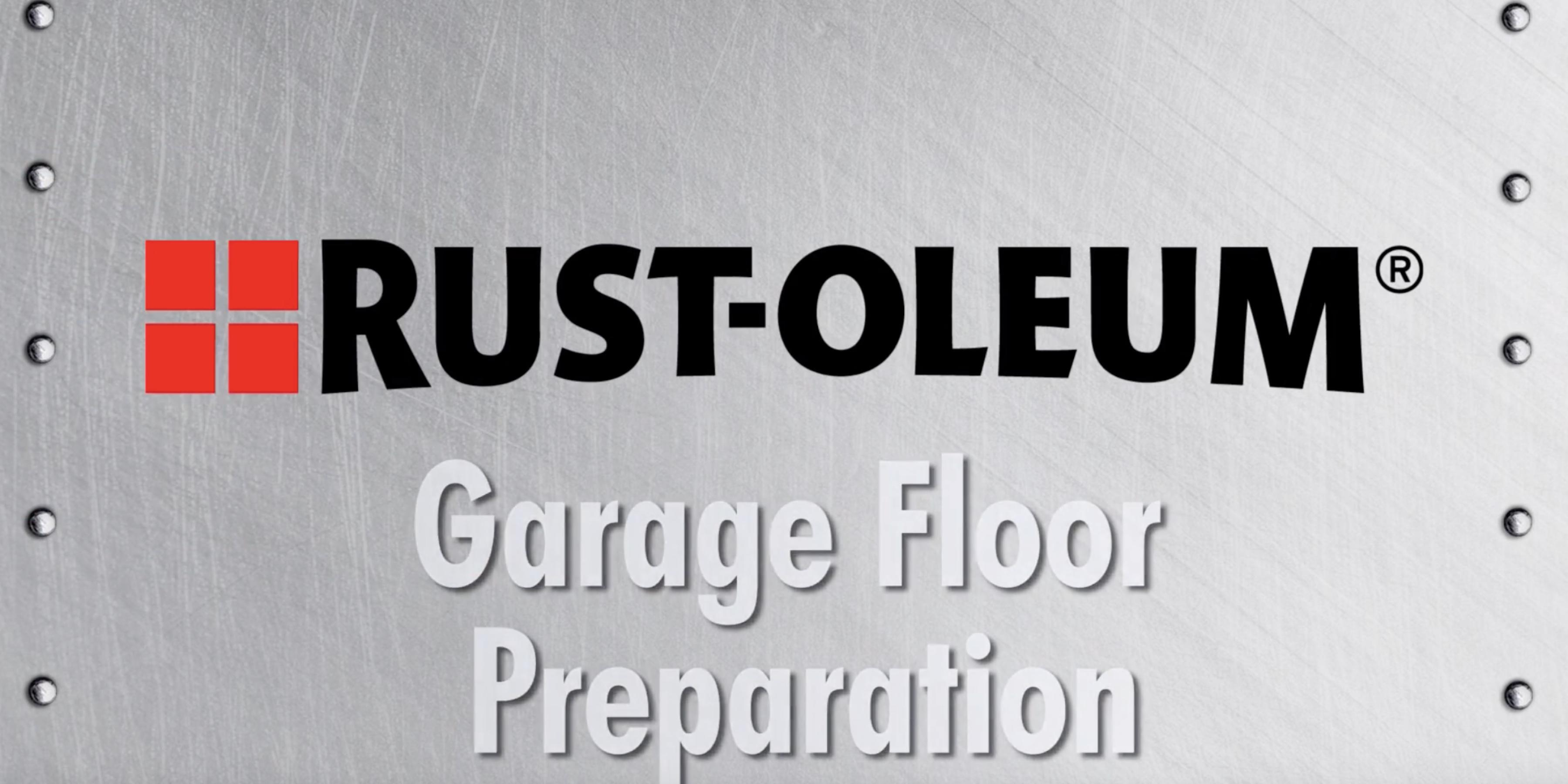 Protect Against Water and Contaminants with Rust-Oleum® Moisture Stop