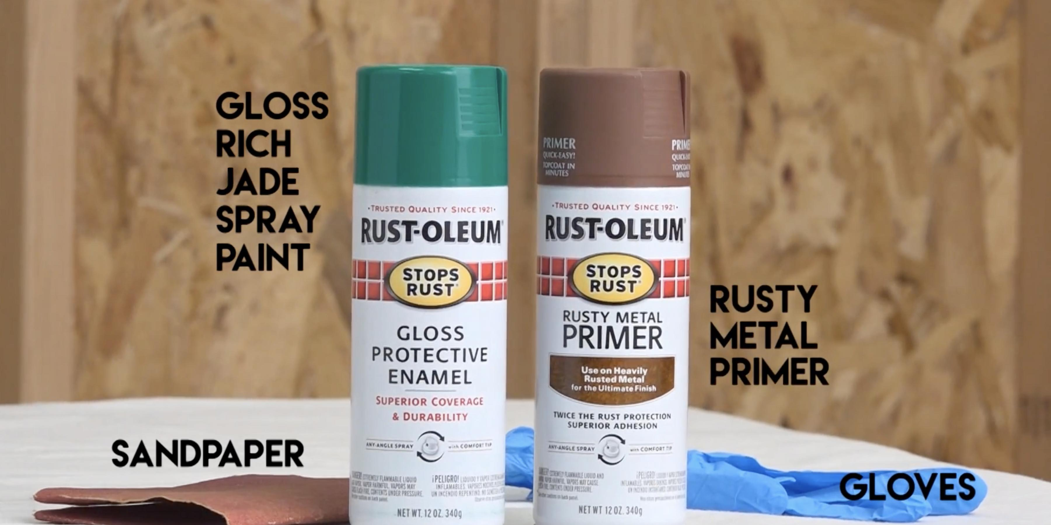 Restore Rusty Items with Stops Rust