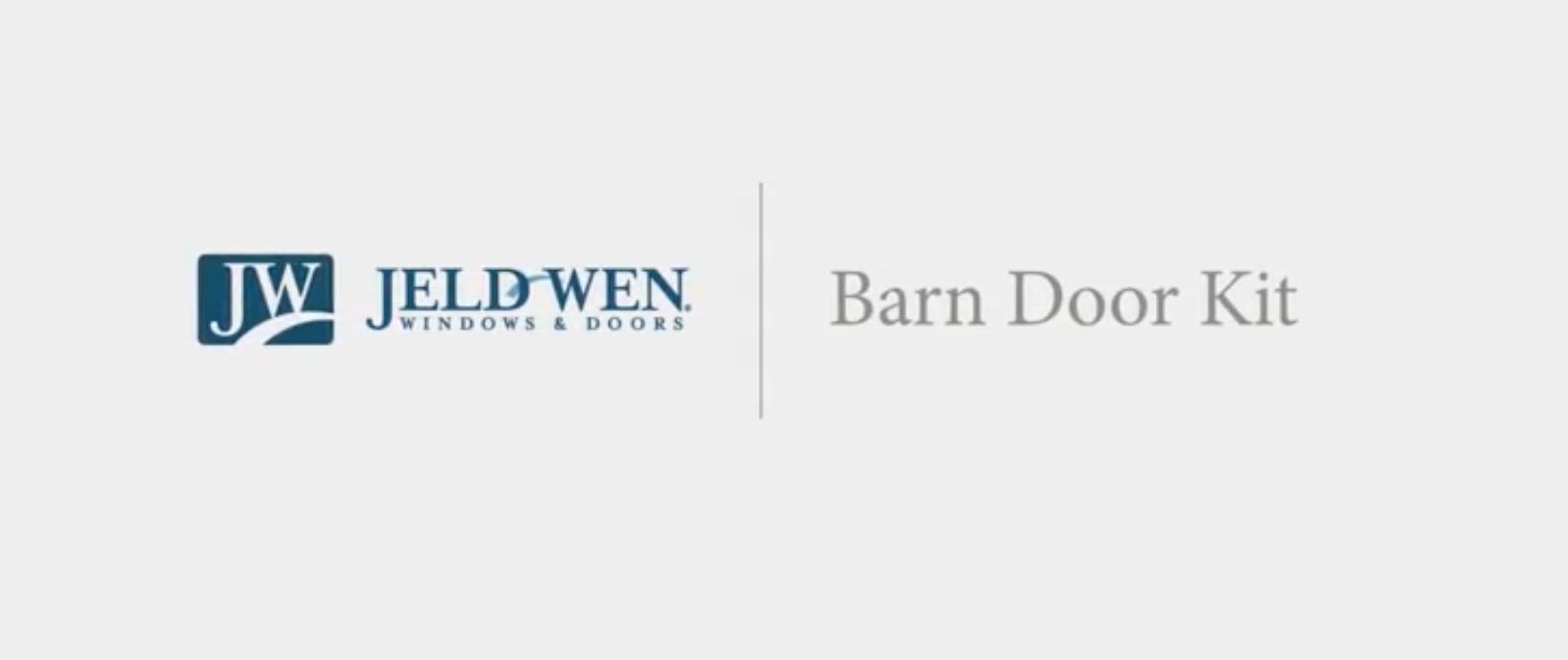 Barn Door Installation Tips from JELD-WEN