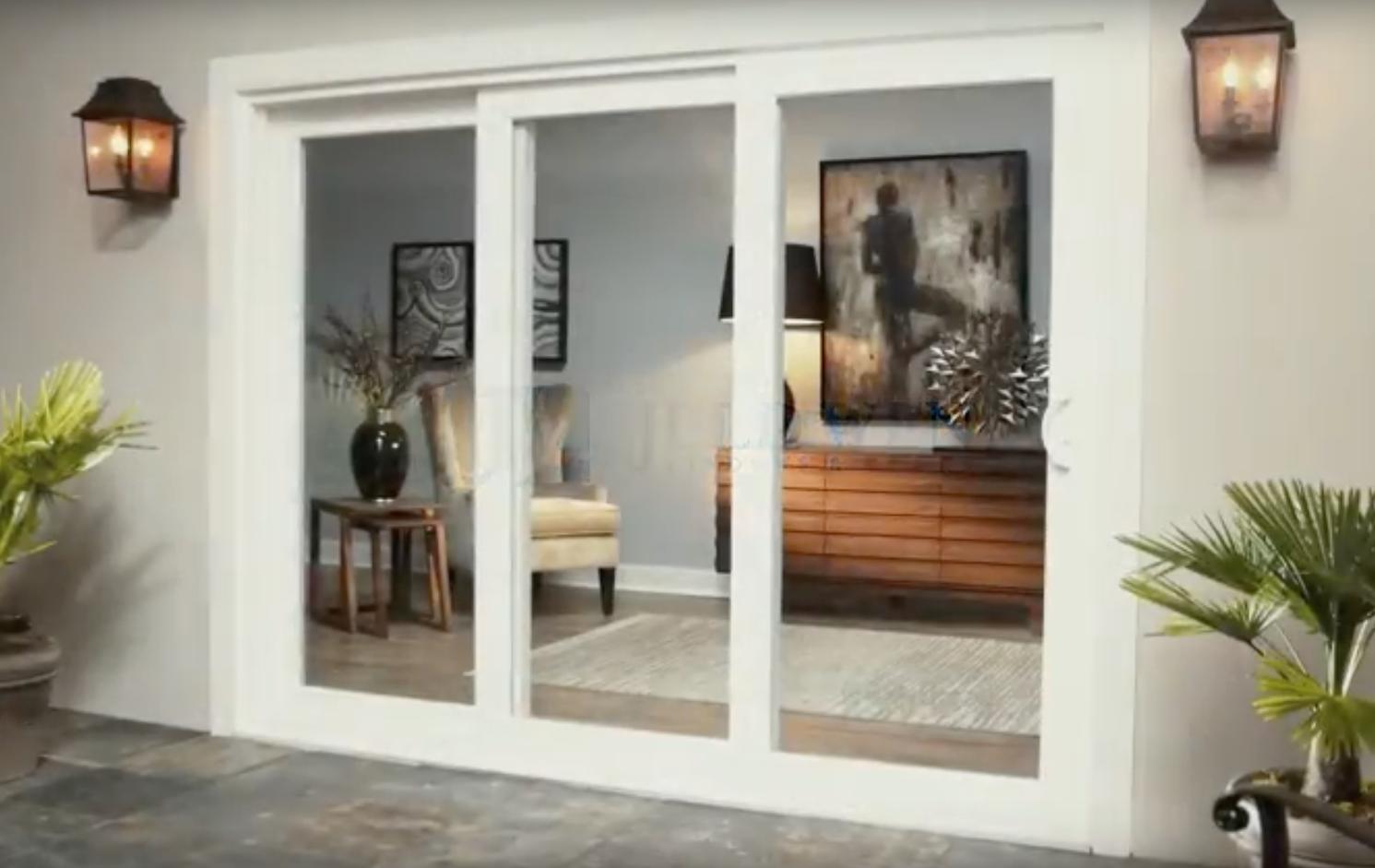 How To Install a Multi-Slide Patio Door