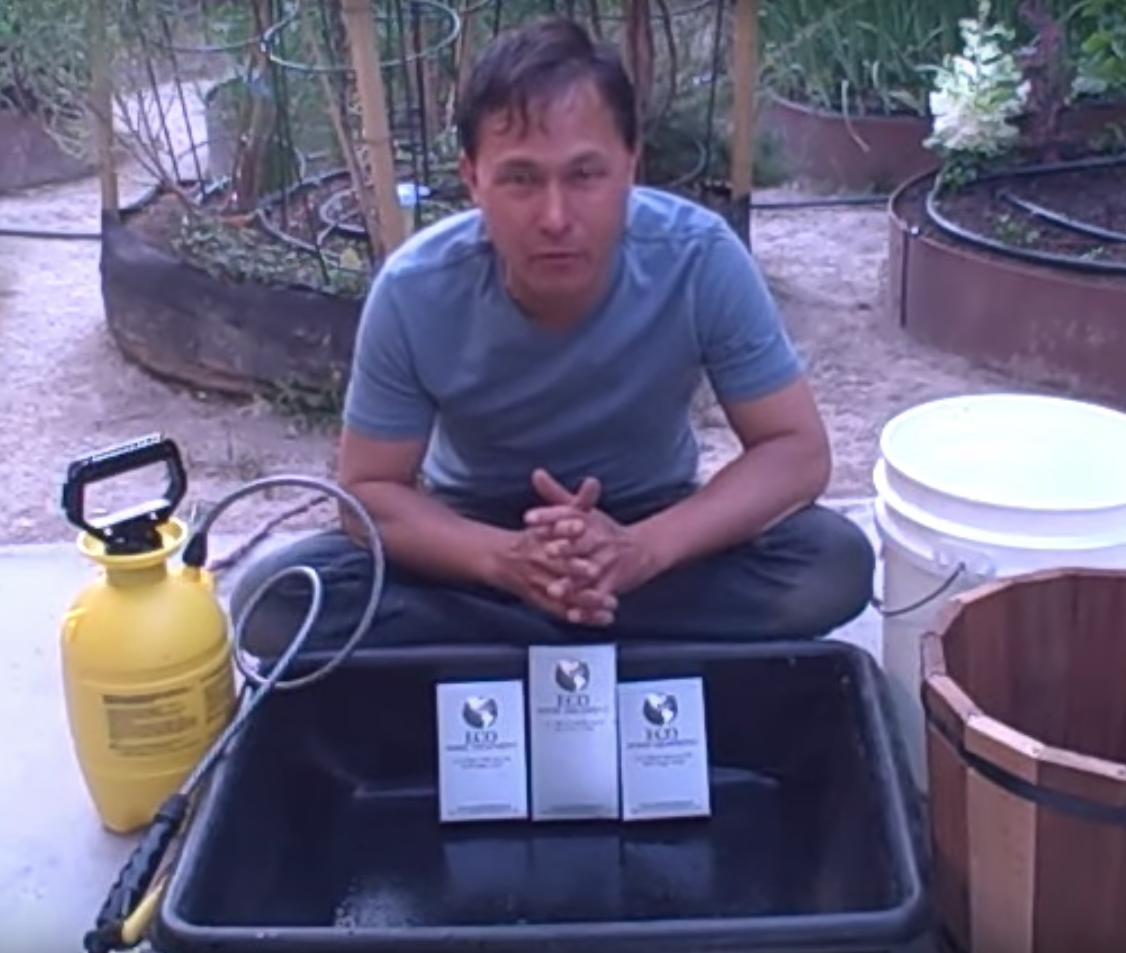 Non Toxic Wood Treatment
