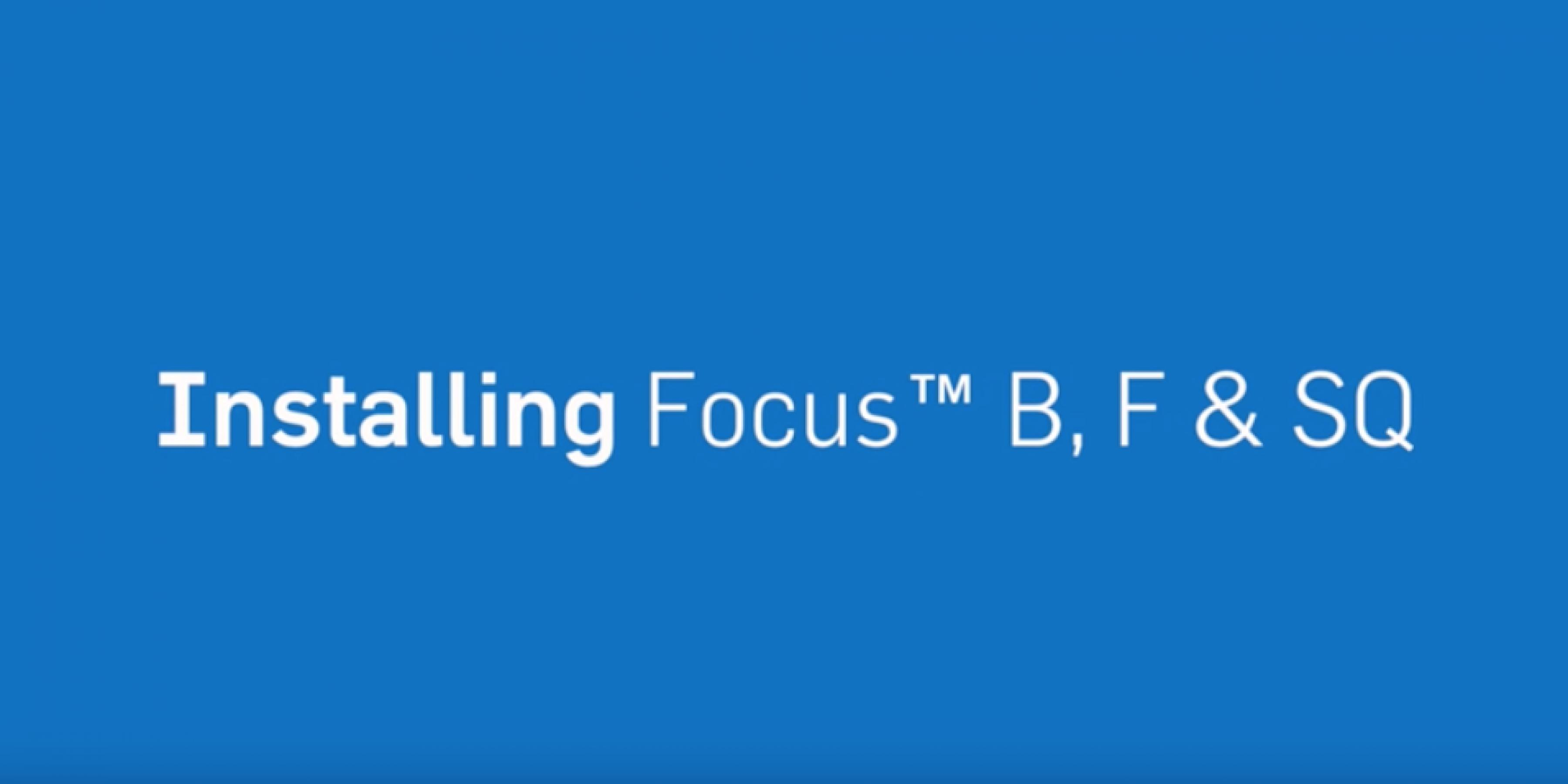 Ecophon® Focus™ F, B, and SQ: How-To Install Direct-to-Deck Ceiling Panels