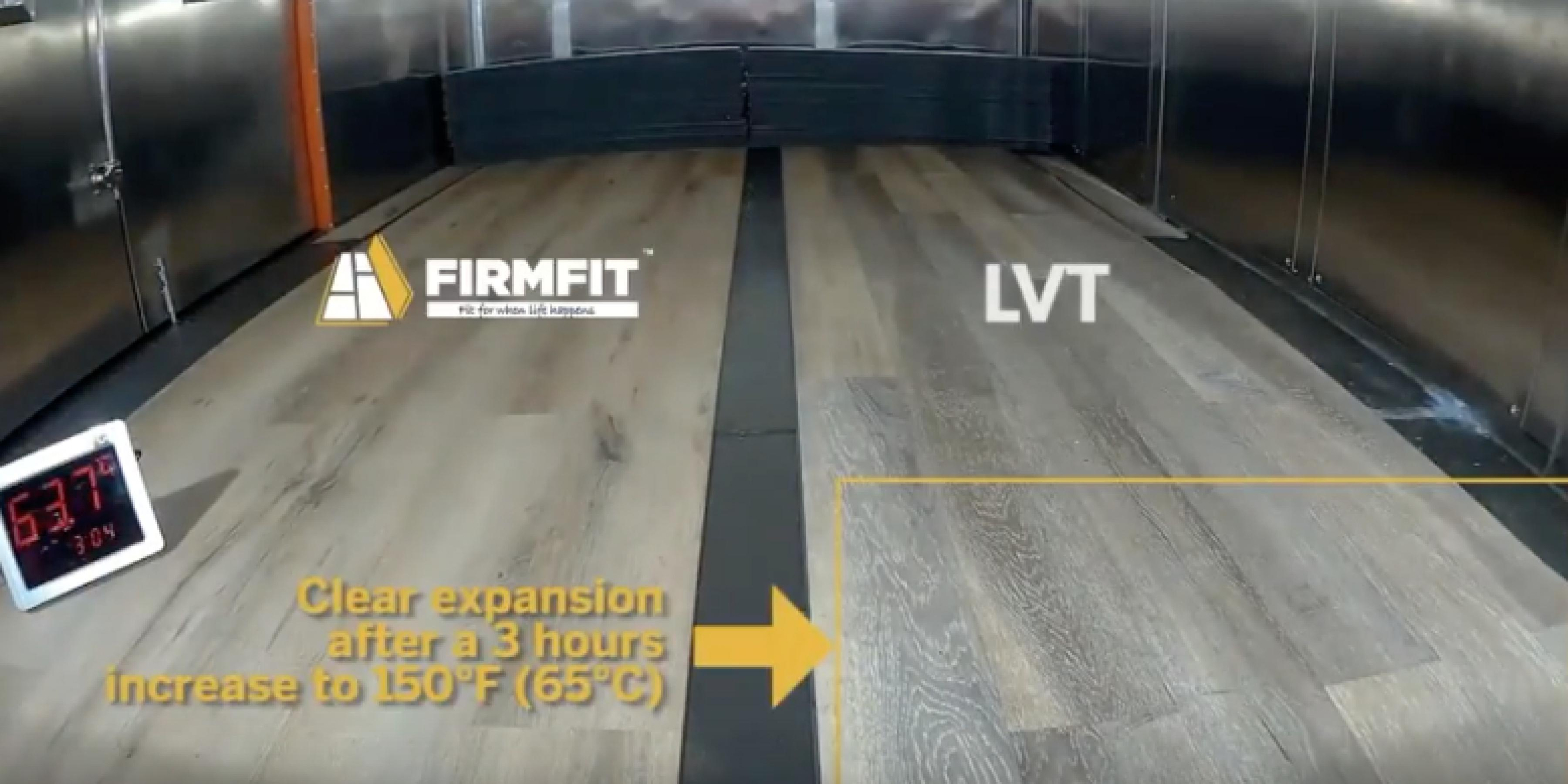 FIRMFIT® by Richmond Reflections - Stability Test