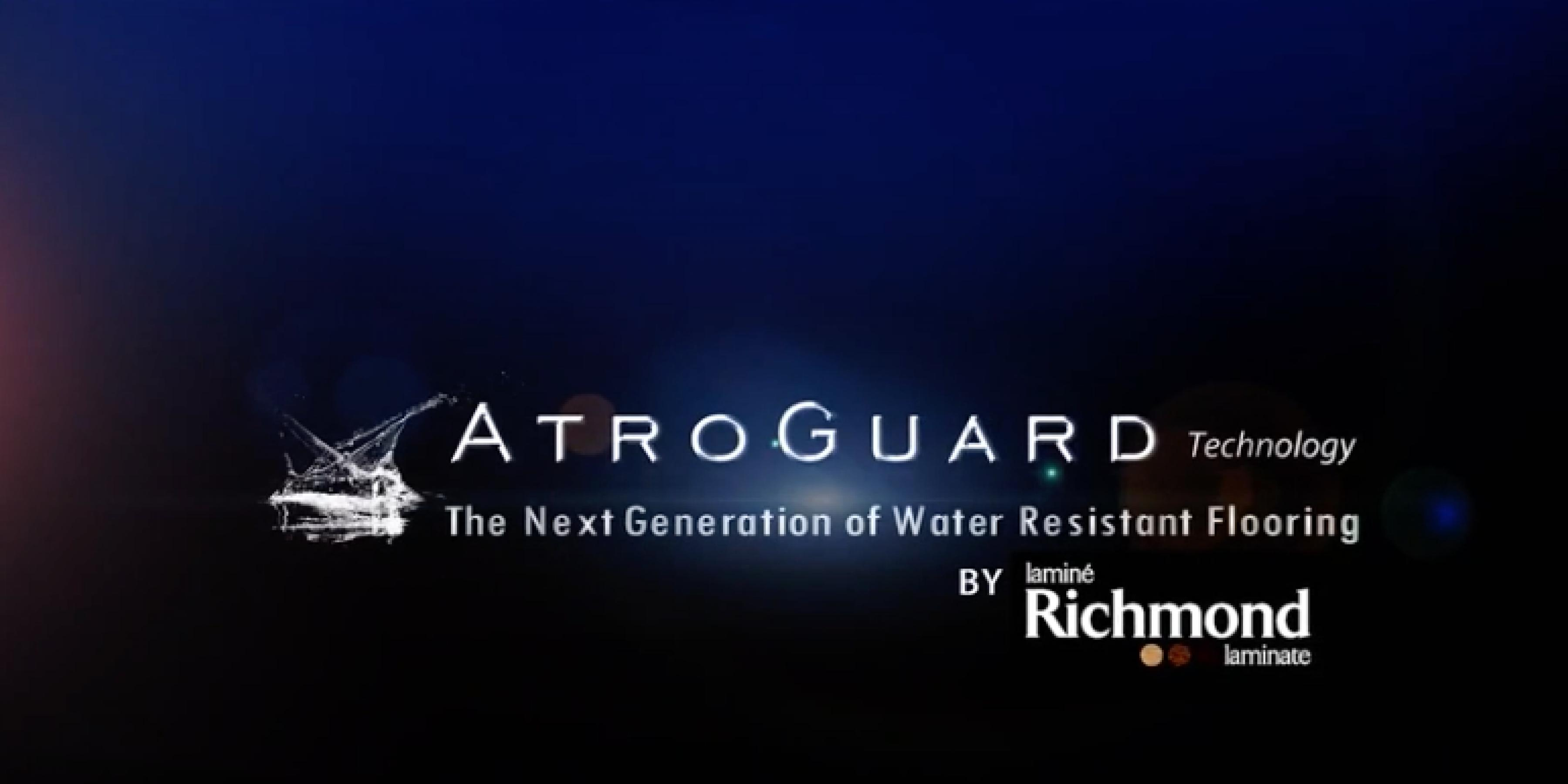 Richmond Laminate Presents: Atroguard