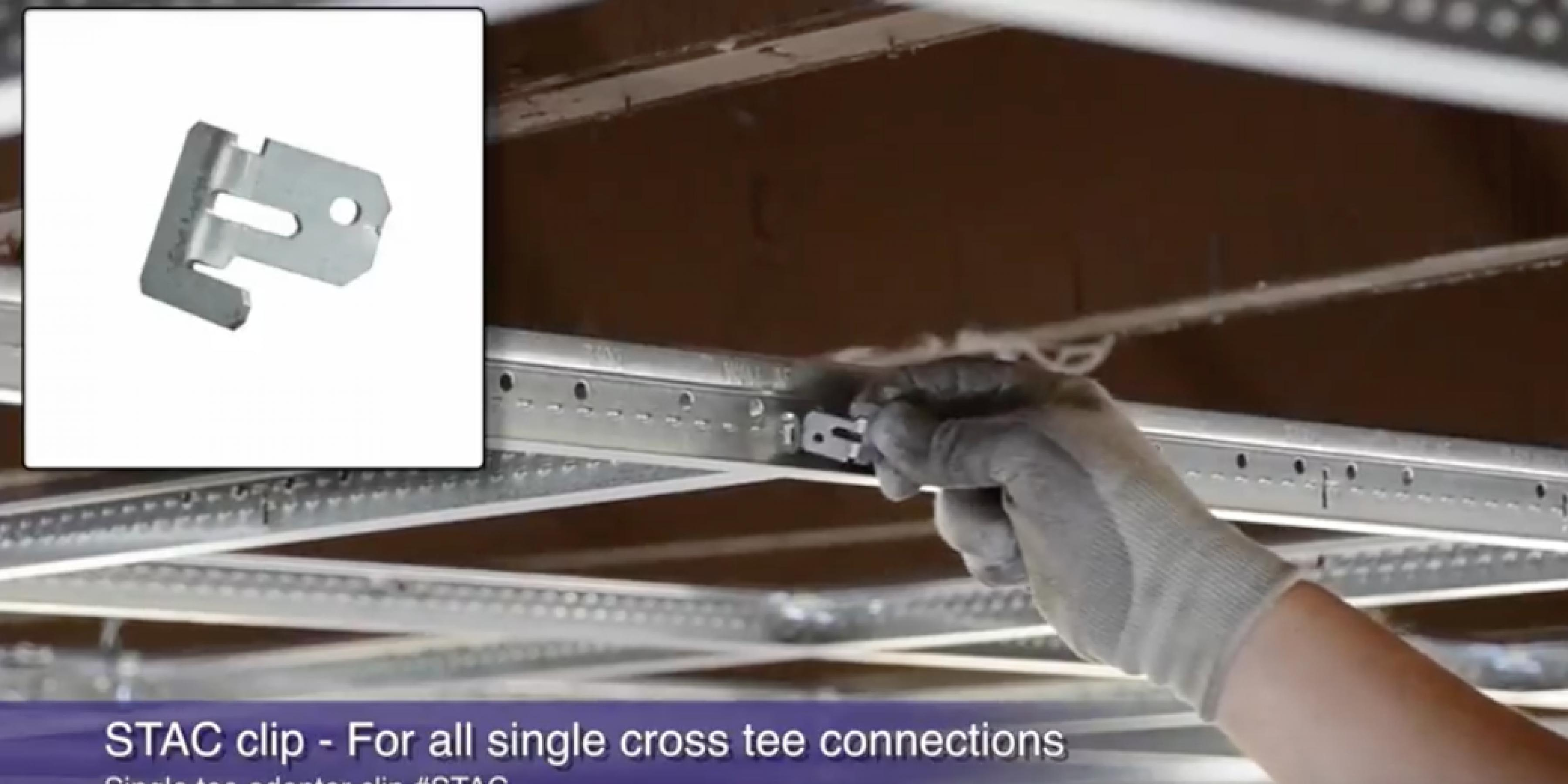 How to install staggered or off module grid installations