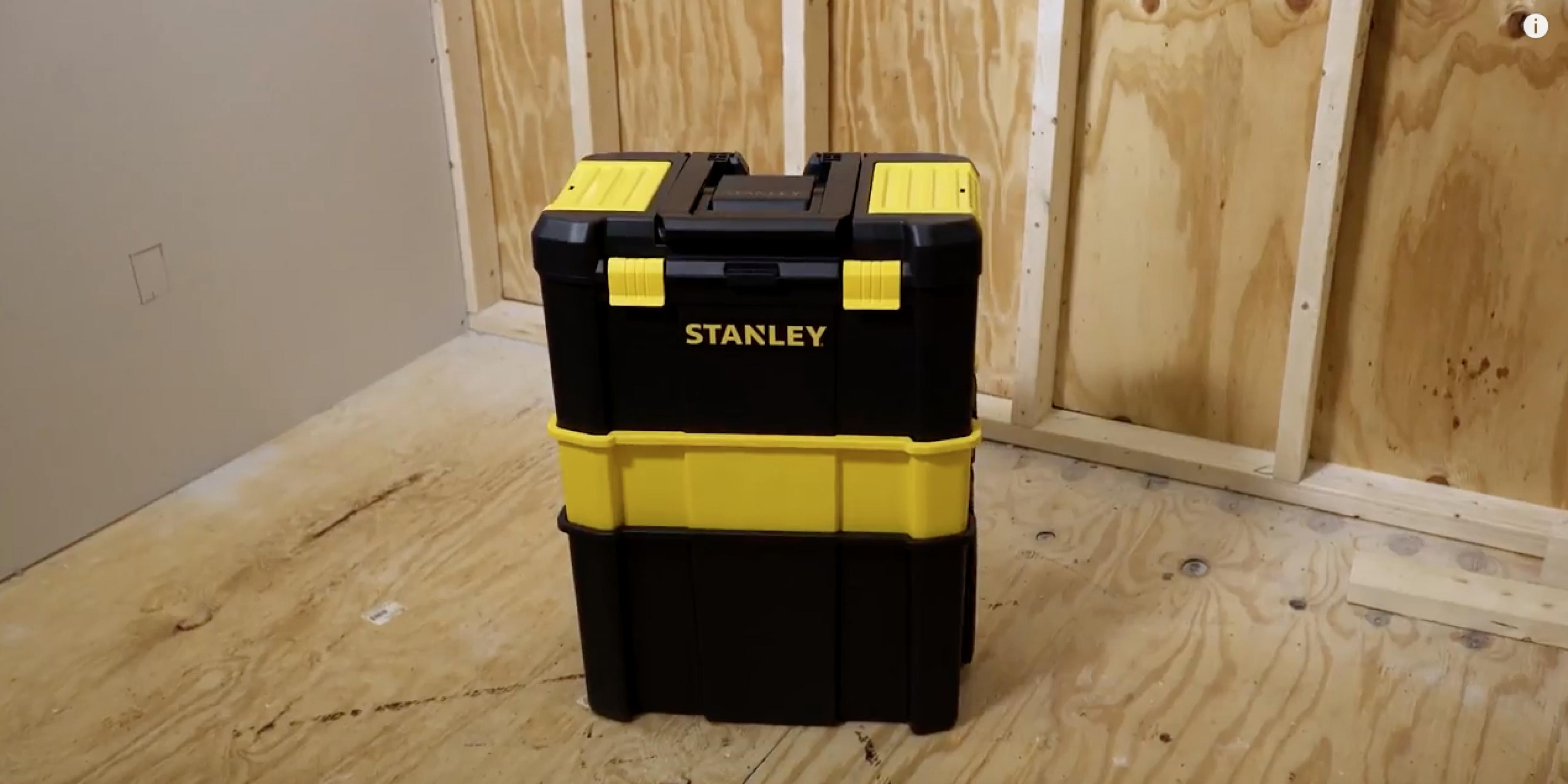Stanley Tools Essential™ Rolling Workshop (STST18631)