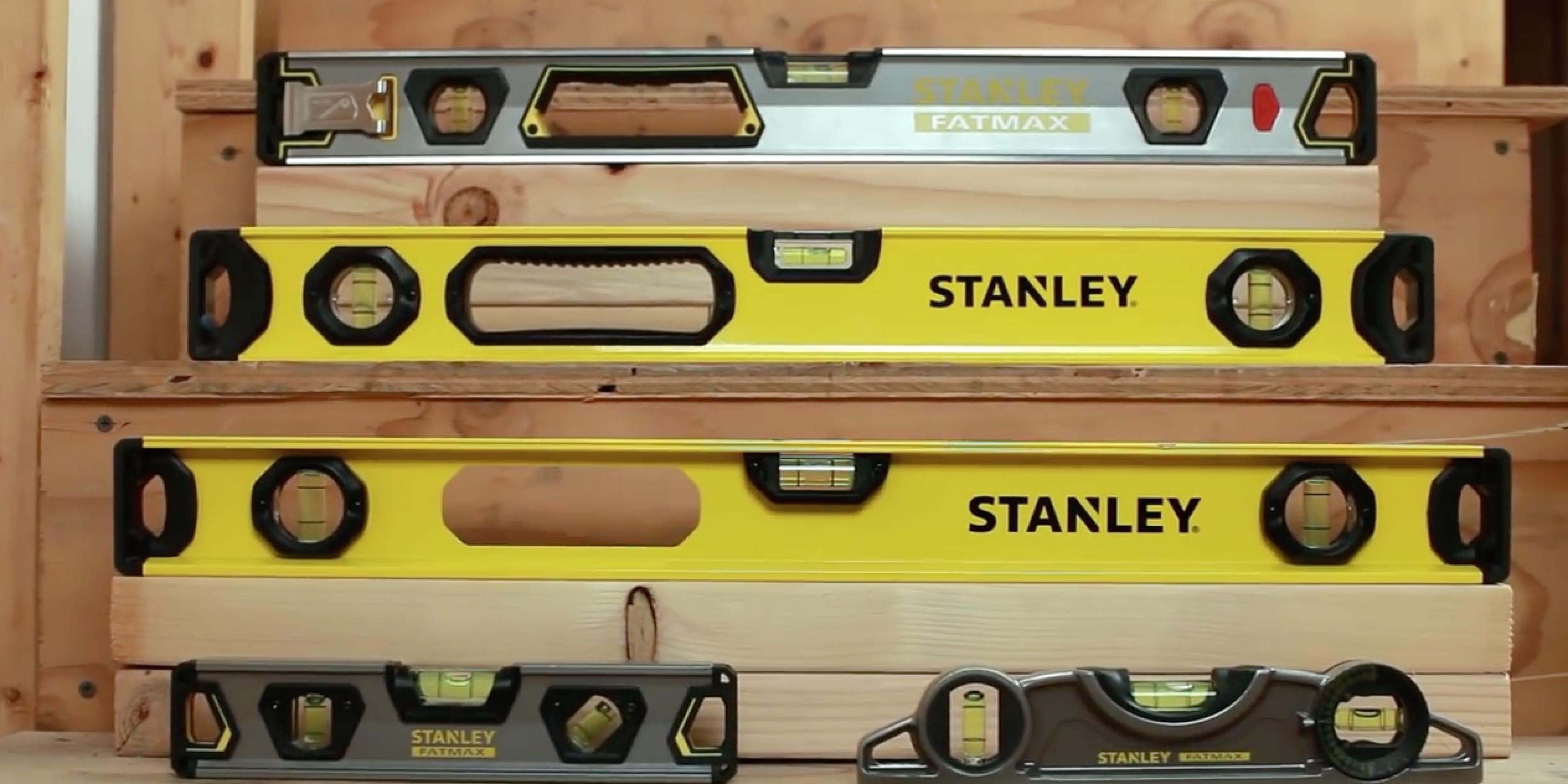 NEW STANLEY Levels