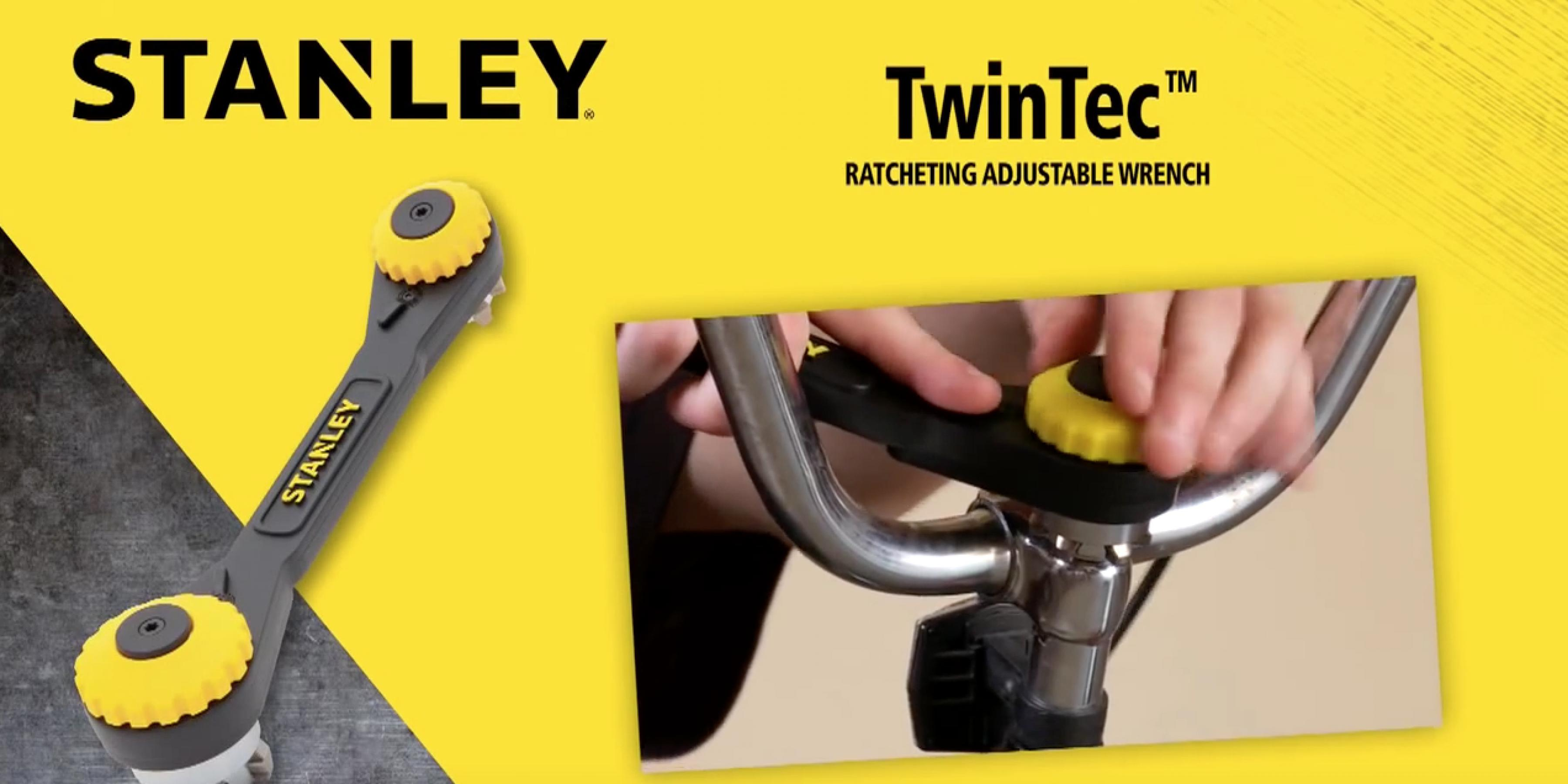 TwinTec Ratcheting Multi Wrench