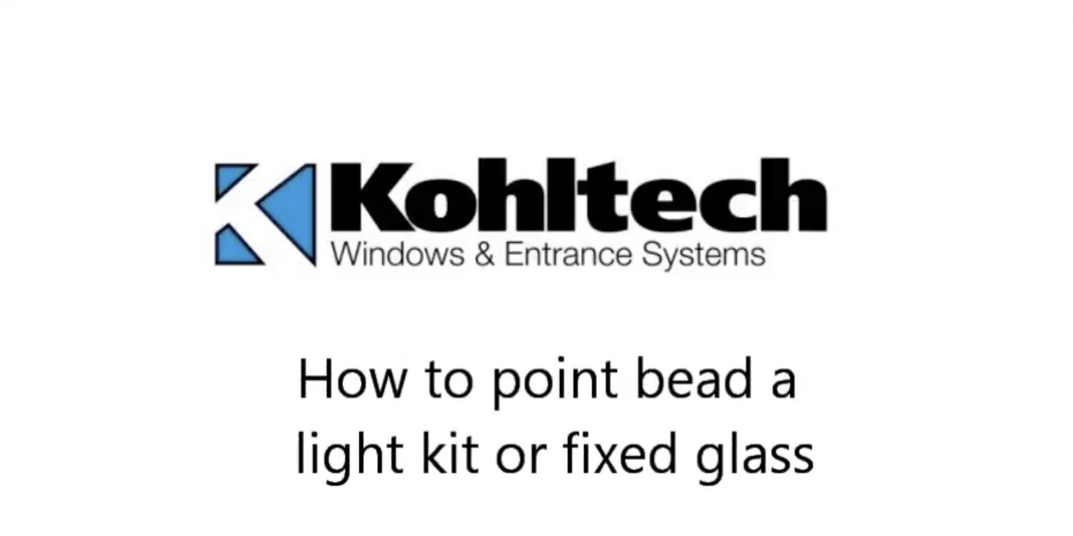 Point Bead A Lite Kit of Fixed Glass