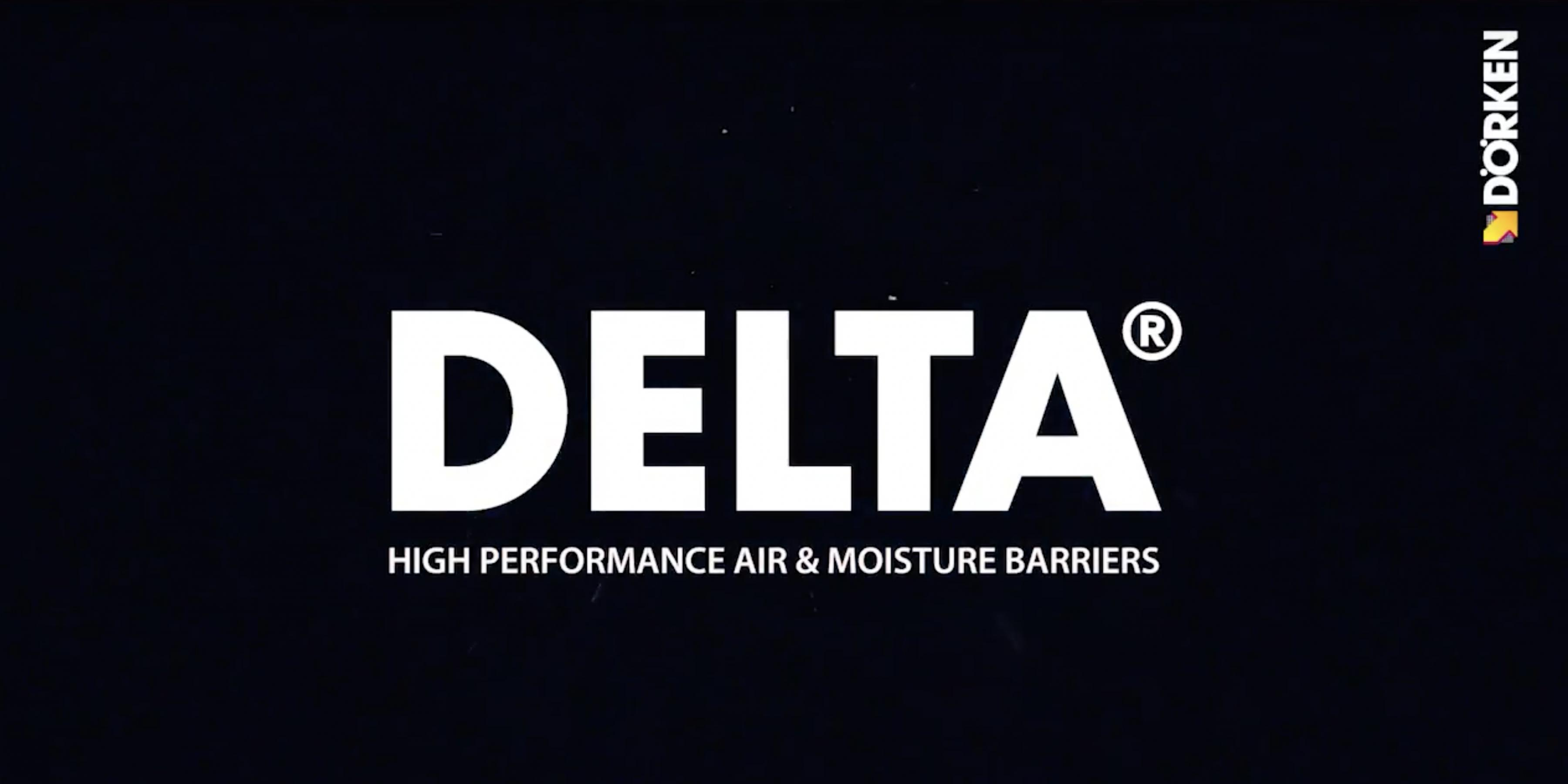 How to install DELTA®-FASSADE S in open-joint cladding designs