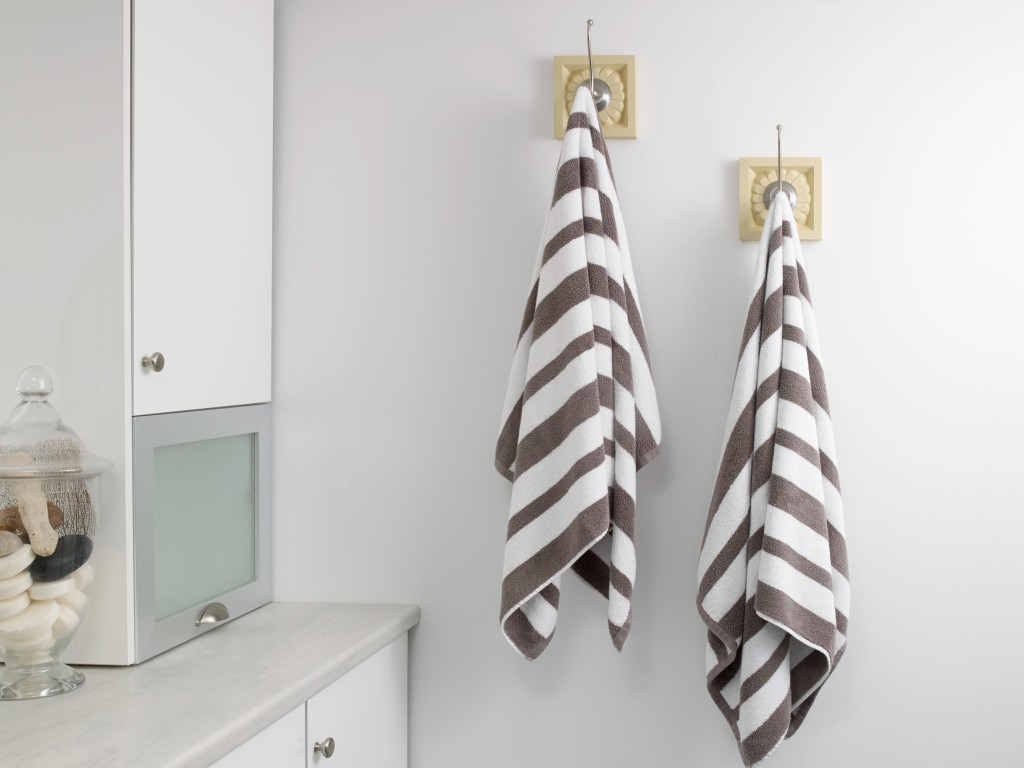 How to Create a Bathroom Towel Ring or Robe Hook with Ikons™