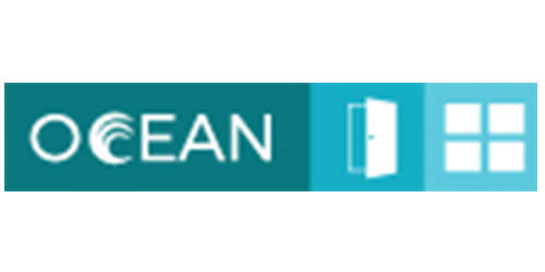 Oceans Doors & Windows Logo