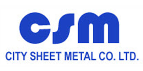 City Sheet Metal Co. Ltd. Logo