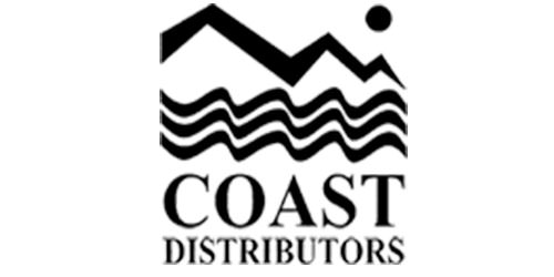 Coast Distributors (Kelowna) Logo
