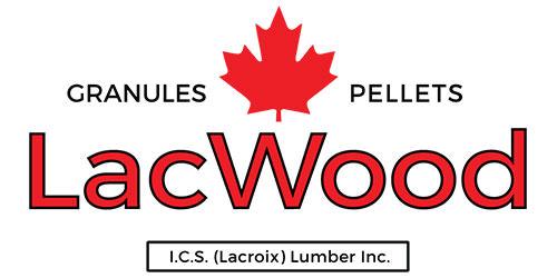 I.C.S. (Lacroix) Lumber Inc.    Logo