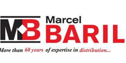 Marcel Baril Ltd. Logo