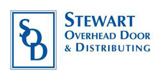 Stewart Overhead Door Logo