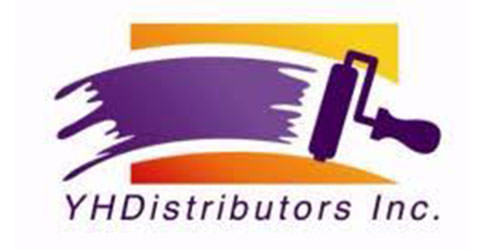 YHD Distributors Inc. Logo