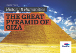 Standfor Projects - The Great Pyramid of Giza - Level 3