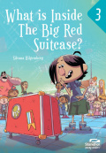 WHAT IS INSIDE THE BIG RED SUITCASE?