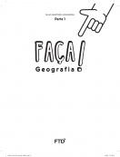 Conjunto Faça! Geografia - Volume 2