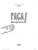Conjunto Faça! Geografia - Volume 4