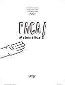 Conjunto Faça! Matemática Saber - Volume 4